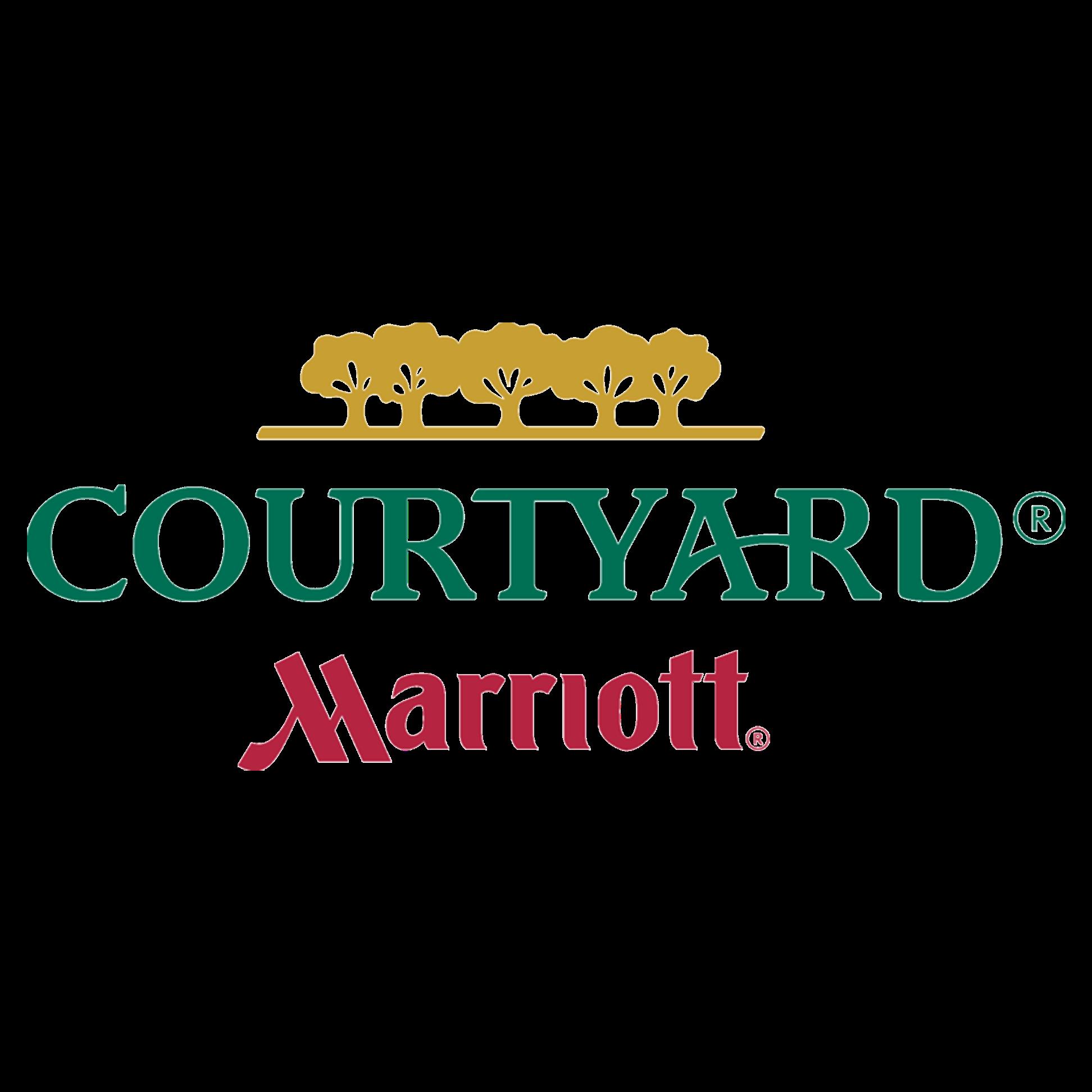 Logo of Marriott Courtyard